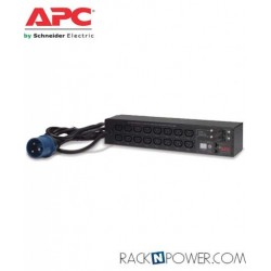 APC Rack PDU, Switched, 2U,...