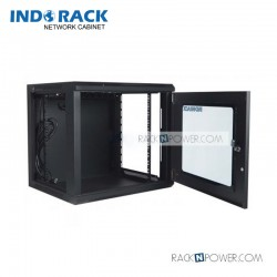 WR5010S Wallmount Rack 1U...