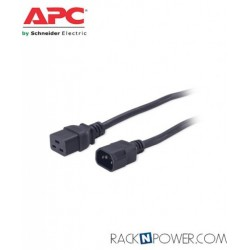 APC Power Cord, C19 to C14,...