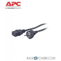APC Power Cord, C19 to...