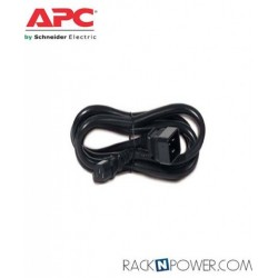 APC Power Cord, C13 to C20,...