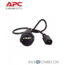 APC Power Cord, C14 to CEE...
