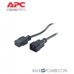 APC Power Cord, C19 to C20,...