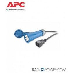 APC Power Cord, C20 to...